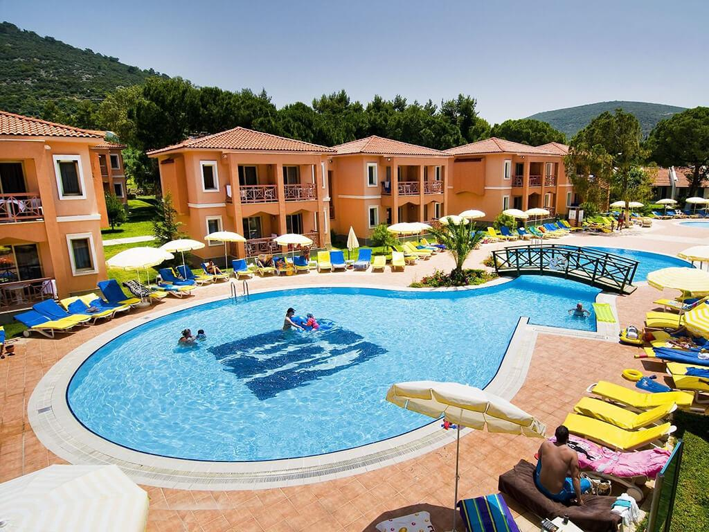 Hotel Kustur Club Holiday Village 5* - Letovanje Turska