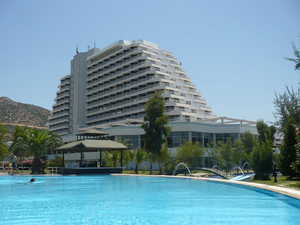 Hotel Palm Wings Ephesus 5* - All inclusive leto Turska