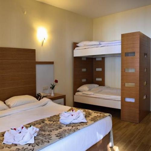 Hotel Omer Holiday Resort 5* Kušadasi
