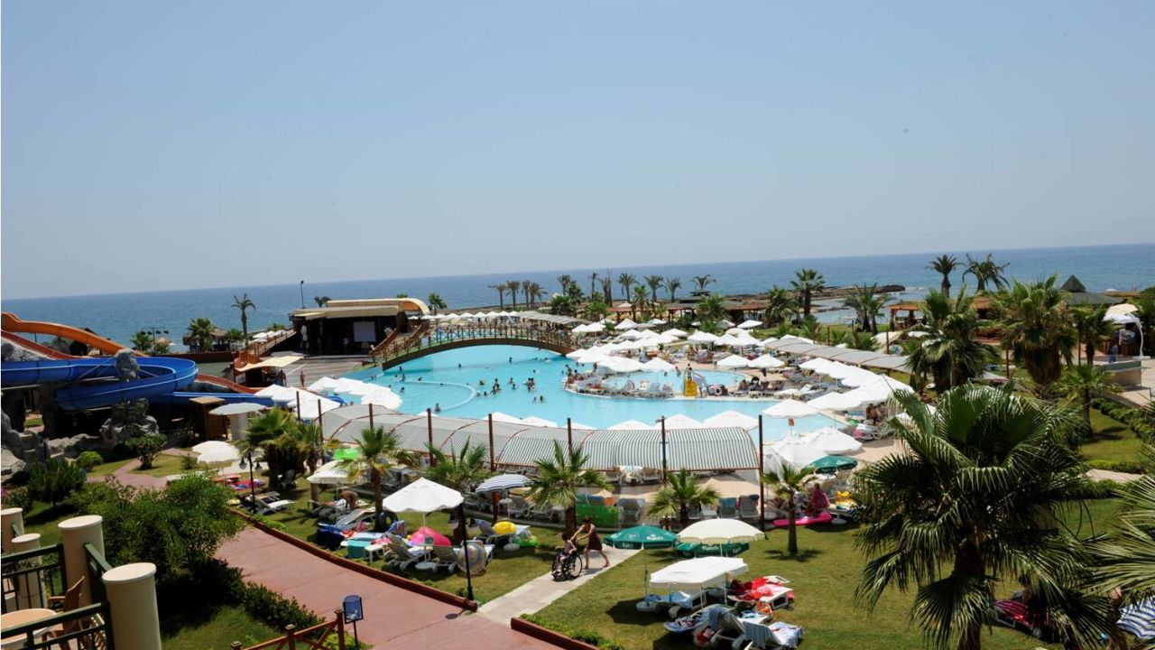 Hotel Incekum Beach Resort 5*- Alanja letovanje