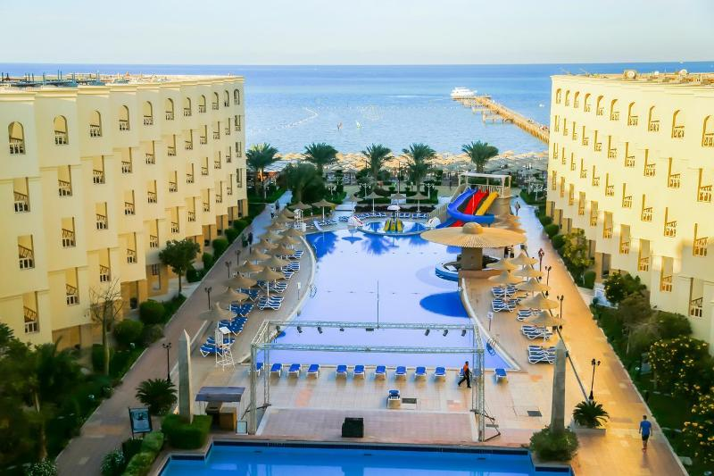 Hotel AMC Royal Hotel & Spa 5*-Egipat Hurgada letovanje all inclusive