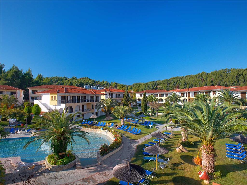 Hotel Chrousso Village 4*