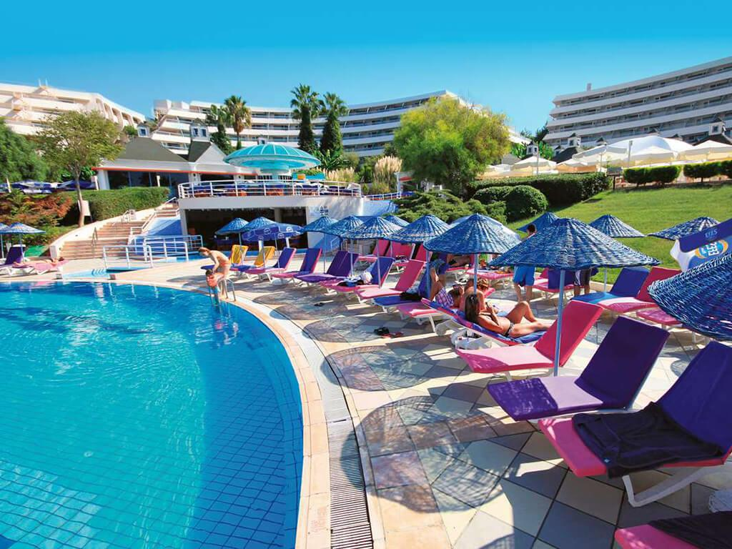 Hotel Grand Blue Sky 4*- All inclusive letovanje Turska