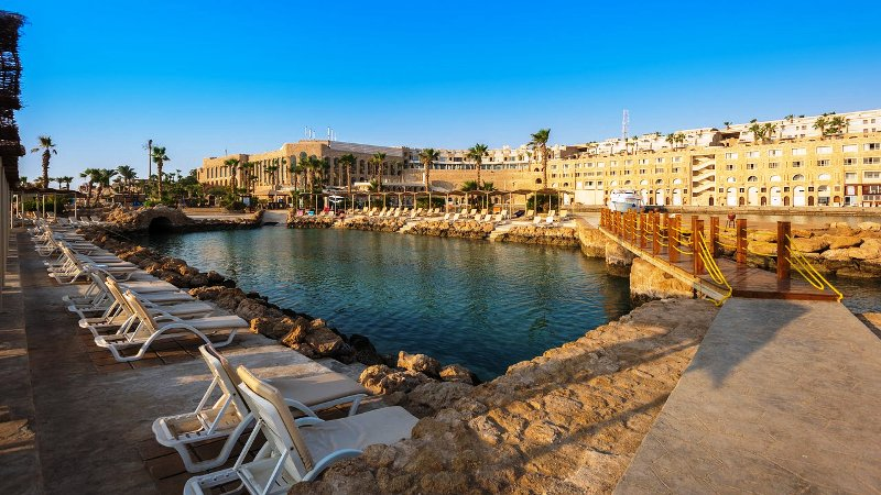 Hotel Albatros Citadel Resort 5*-Hurgada all inclusive