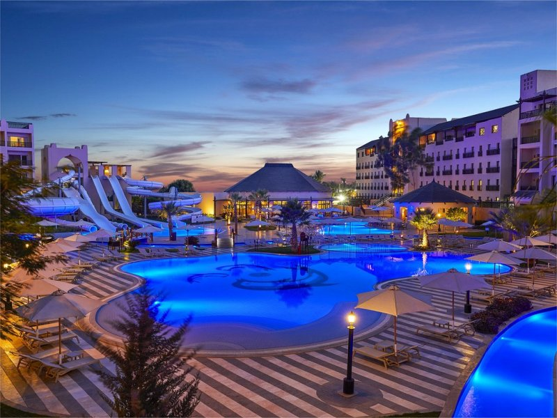 Hotel Steigenberger Aqua Magic 5*-Hurgada all inclusive